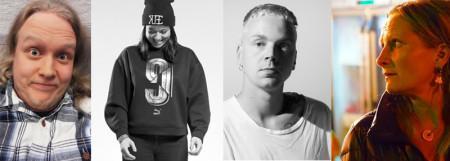 Sana + ääni + kuva + video = PING Helsinki Battle