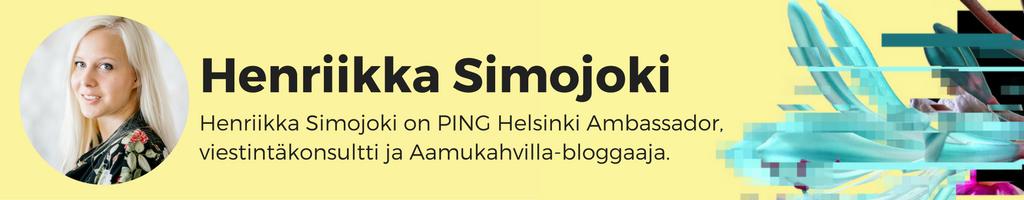 Henriikka Simojoki
