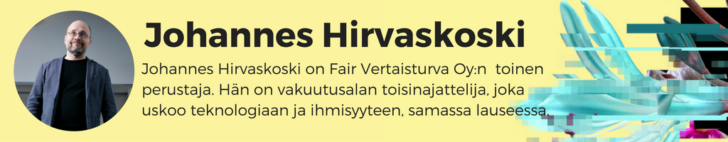 Fair vertaisvakuutus